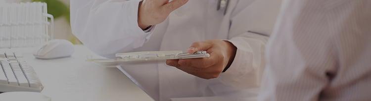 「診療報酬ファクタリング」イメージ画像