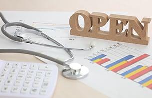 「病院を新規開業、増設したい方」イメージ画像