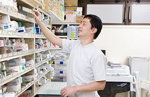 「調剤薬局などでも利用が可能」イメージ画像